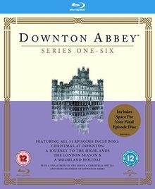 Downton Abbey: Series 1-6 [19 Blu-rays[ [UK Import]