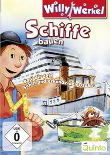 Willy Werkel - Schiffe bauen (PC+MAC)