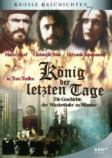 König der letzten Tage (2 DVDs) - Große Geschichten 7