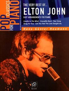 Pop Classics For Piano: The Very Best Of Elton John. Easy Arrangements for Piano
