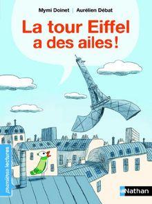 La Tour Eiffel a DES Ailes!