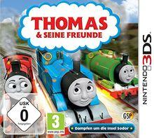 Thomas und seine Freunde für Nintendo 3DS (3DS)