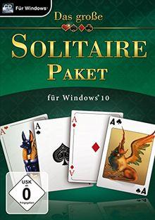 Das große Solitaire Paket für Windows 10 [PC]