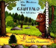 The Gruffalo. CD.