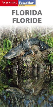 KUNTH FlexiMap Magnum Florida 1:800 000: FLEXIMAPS Magnum