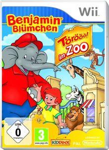 Benjamin Blümchen - Törööö im Zoo