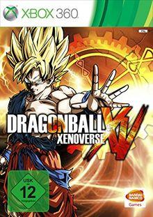 Dragonball Xenoverse - [Xbox 360]