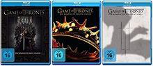 Game of Thrones - Staffel/Season 1+2+3 * Blu-ray Set