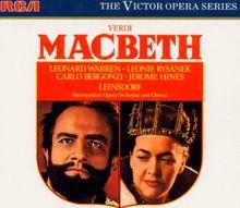 Verdi: Macbeth (italienische Gesamtaufnahme)
