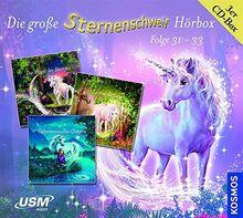 Die große Sternenschweif Hörbox Folgen 31-33 (3 Audio CDs)