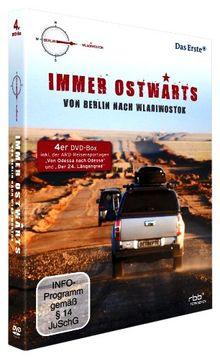 Immer Ostwärts - Von Berlin nach Wladiwostok [4 DVDs]