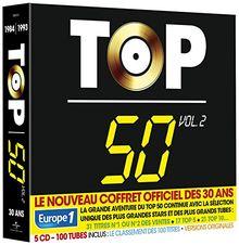 Top 50 - 30 Ans (100 Tubes) Vol.2