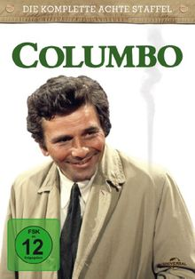 Columbo - 8. Staffel [3 DVDs]