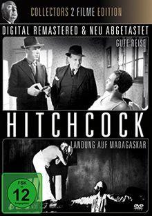 Alfred Hitchcock: Gute Reise + Landung auf Madagaskar
