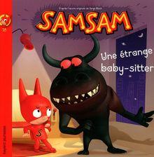 SamSam, Tome 18 : Une étrange baby-sitter