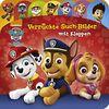 PAW Patrol - Verrückte Such-Bilder mit Klappen - Pappbilderbuch mit 20 Klappen und Register - Wimmelbuch für Kinder ab 18 Monaten