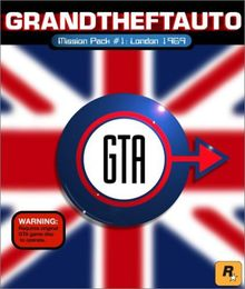 GTA - Grand Theft Auto: Mission Pack #1 : London 1969