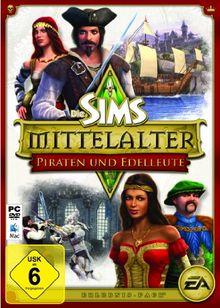 Die Sims: Mittelalter - Piraten und Edelleute (Add-On)