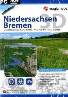 Niedersachsen/Bremen 3D 2.0 Ost