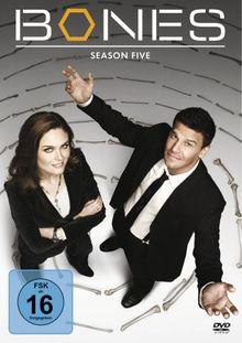 Bones - Season Five [6 DVDs]