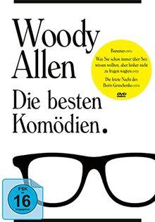 The Woody Allen - Die besten Komödien [3 DVDs]