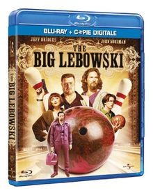The big lebowski [Blu-ray] [FR Import]