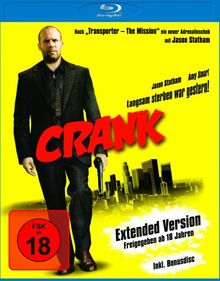 Crank - Extended Version [Blu-ray]