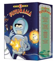 Futurama - Season 3 Collection (4 DVDs)