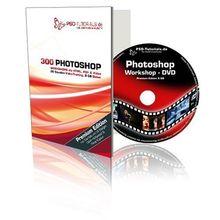 PSD-Tutorials.de - Photoshop-Workshop-DVD Premium Edition - Video-Training: Das Meisterstück in Sachen Tutorials (DVD 1)