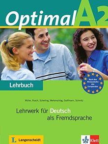 Optimal A2: Lehrwerk für Deutsch als Fremdsprache. Lehrbuch