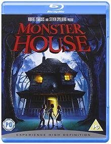 Monster House [Blu-ray] [UK Import]