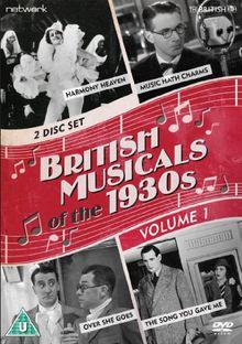 British Musicals of the 1930s - Volume 1 [DVD] [UK Import]