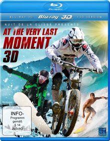 Nuit de la Glisse presents - At the very last Moment 3D (inkl. 2D und 3D-Version und 3D Lenticular Card) [3D Blu-ray]