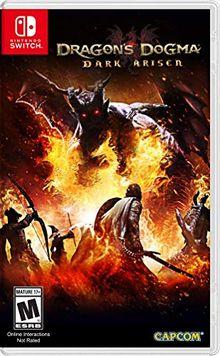 Dragons Dogma Dark Arisen HD (US-Import) Nintendo Switch