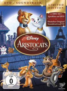 Aristocats (+ Audio-CD) [Limited Edition]