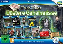 Dark Tales: Düstere Geheimnisse 8 in 1 Paket