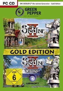 Die Siedler 2 - Nächste Generation Gold Edition [Software Pyramide]