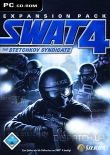 SWAT 4 - The Stetchkov Syndicate (Add-On)