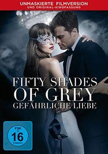 Fifty Shades of Grey - Gefährliche Liebe (Unmaskierte Filmversion)