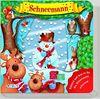 Schüttelbuch Schneemann: Schüttel und lass es für den Schneemann schneien