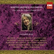 Argerich & Friends Live from Lugano 2007