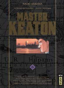 Master Keaton, Tome 6 :