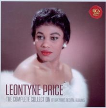 Complete Collection of Operatic Recital Albums