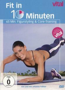 Vital - Fit in 10 Minuten - Figurstyling & Core-Training