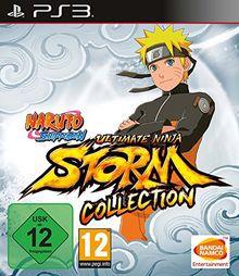 Naruto Shippuden Ultimate Ninja Storm Collection (1 + 2 + 3 Full Burst) - [PlayStation 3]