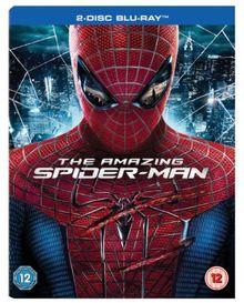 The Amazing Spider-Man [Blu-ray] [UK Import]