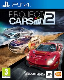 Project Cars 2 (Playstation 4) [UK IMPORT]