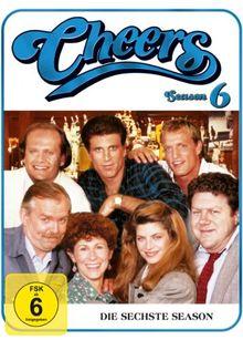 Cheers - Die sechste Season [4 DVDs]