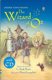 The Wizard of Oz. Book + CD (Young Reading CD Packs (series 2))