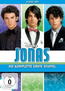 Jonas - Die komplette erste Staffel (3 Discs) [Collector's Edition]